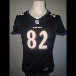 Baltimore Ravens #82 Torrey Smith Nike Jersey (XS)